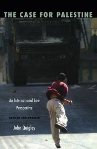 The Case for Palestine cover