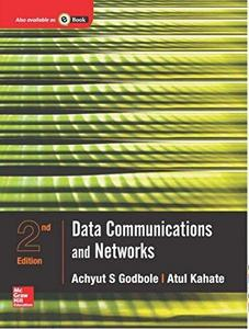 Data Communications And Networks 2/e PB cover