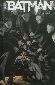 Batman tome 2 cover