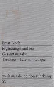 Tendenz, Latenz, Utopie cover