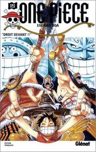 One Piece, tome 15 cover