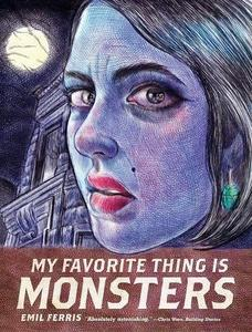 My Favorite Thing is Monsters cover