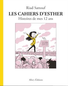 Les cahiers d'Esther Tome 3 cover