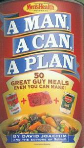 A Man, a Can, a Plan cover