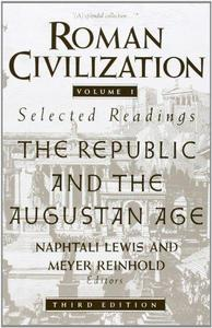 Roman civilization : selected readings