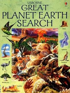 Great Planet Earth Search cover