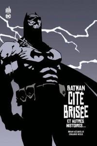 Batman Cite Brisee cover
