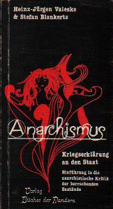 Anarchismus cover