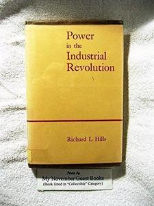 Power in the Industrial Revolution cover