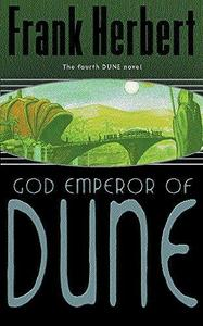 God Emperor of Dune cover