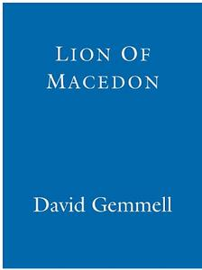 Lion of Macedon cover