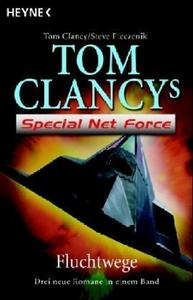 Tom Clancy's Net Force Explorers: High Wire cover