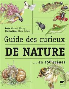 Guide des curieux de nature cover