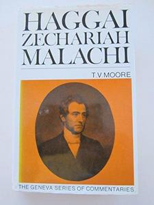 Haggai, Zechariah, Malachi cover