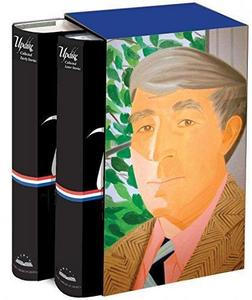 John Updike: The Collected Stories cover