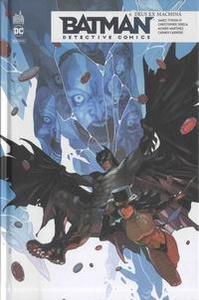 Batman Dtective Comics Tome 4 cover