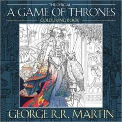 George R. R. Martin`s Game of Thrones Colouring Book
