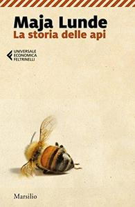 La storia delle api cover