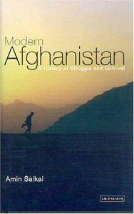 Modern Afghanistan: A History of Struggle and Survival cover