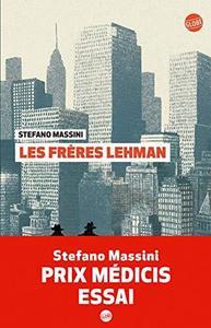 Les frères Lehman cover