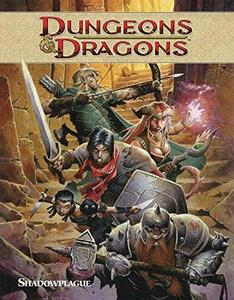 Dungeons Dragons cover