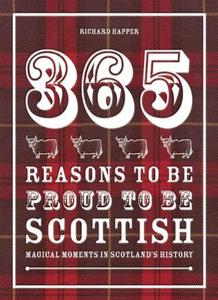 365 Reasons to be Proud to be Scottish cover