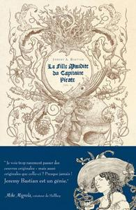 La fille maudite du capitaine pirate : Tome 1 cover