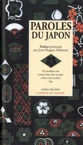 Paroles du Japon cover