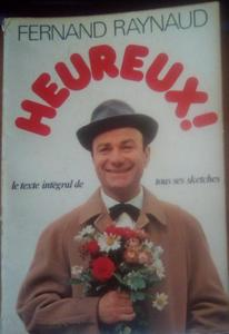 HEUREUX ! cover