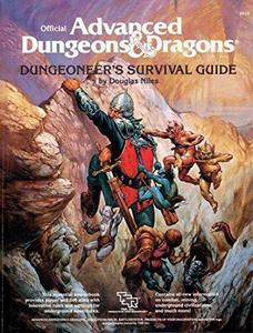 Dungeoneer's Survival Guide cover