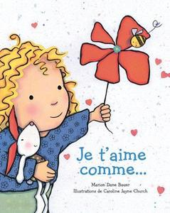 Je t'Aime Comme... cover