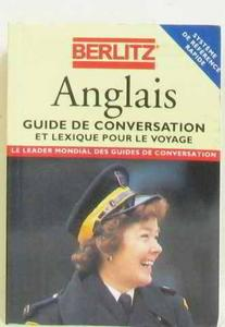 Berlitz English for French Speakers cover