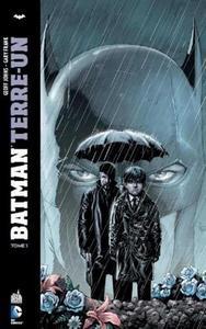 Batman Terre-Un cover