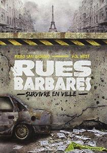 Rues barbares - Survivre en ville cover