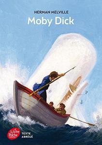 Moby Dick - texte abrégé 2014 cover