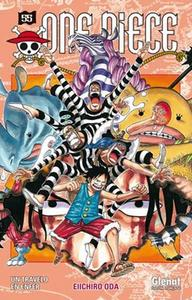 One Piece, Tome 55 cover
