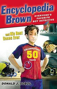 Encyclopedia Brown and His Best Cases Ever cover