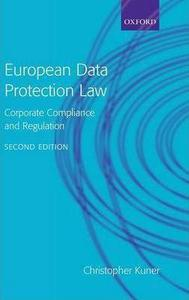 European data protection law cover