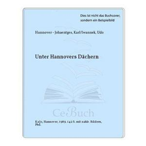 Unter Hannovers Dächern cover