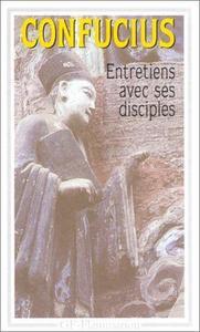 Les entretiens de Confucius et de ses disciples cover