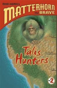 Talis Hunters cover