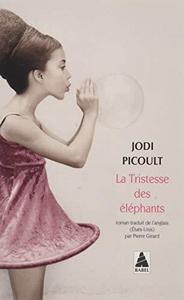 La tristesse des éléphants cover