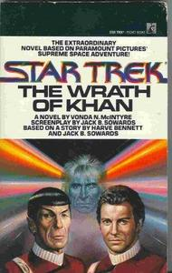 The Wrath of Khan cover