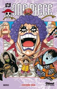 One Piece 56 cover