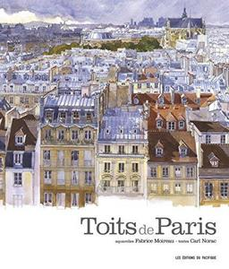 Toits de Paris cover