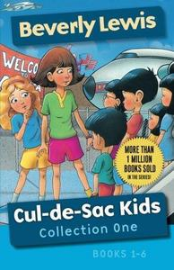 Cul-de-Sac Kids Collection One: Books 1-6 cover