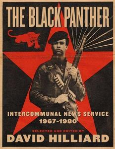 The Black panther : intercommunal news service cover