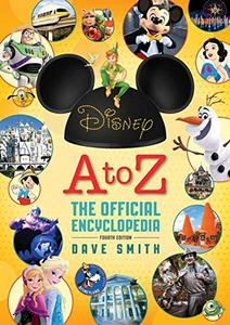 Disney A to Z : the official encyclopedia cover