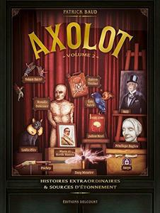 Axolot, Volume 2 cover