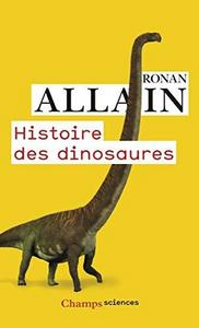 Histoire des dinosaures cover
